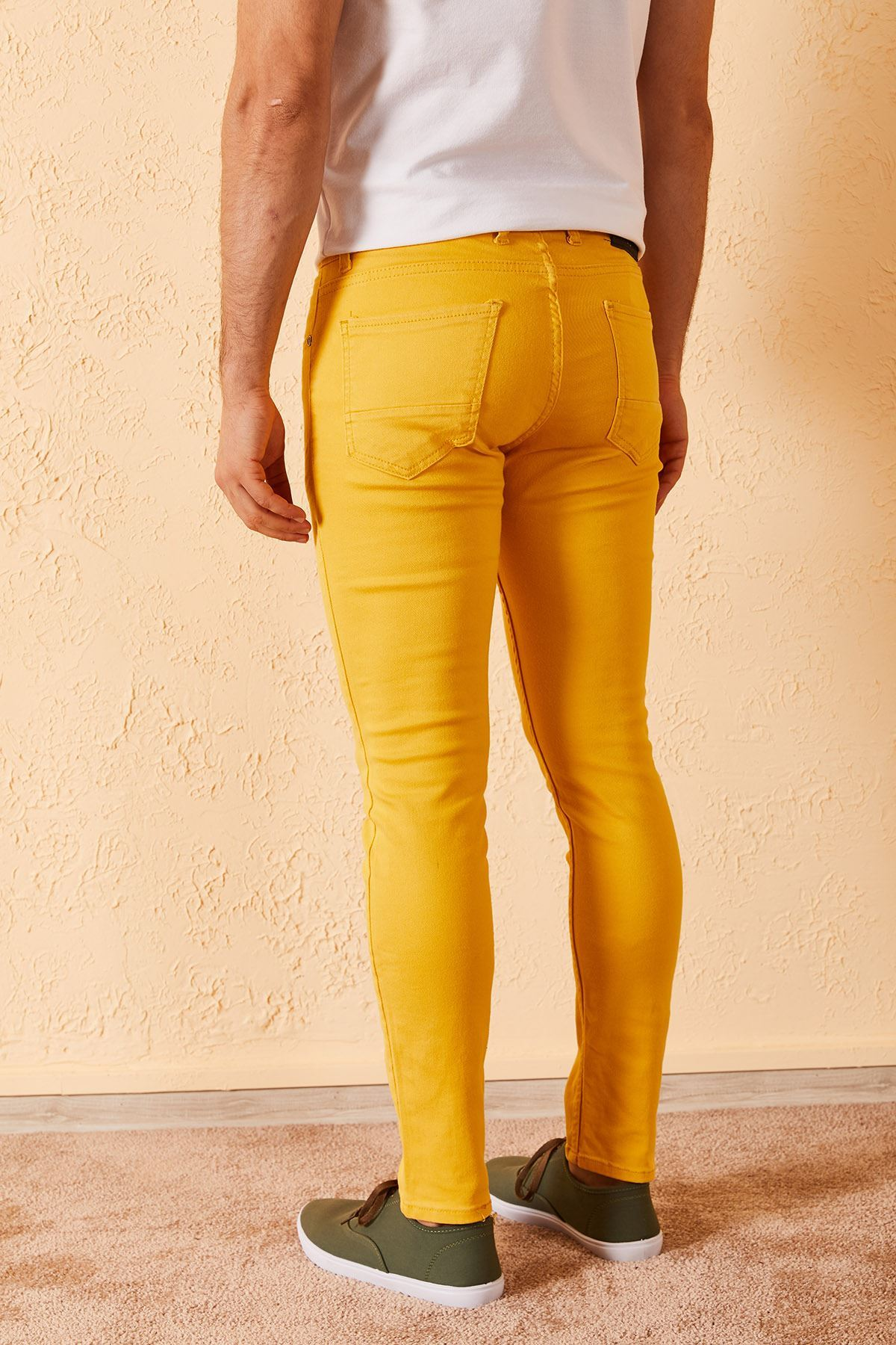 Erkek Slim Pantolon