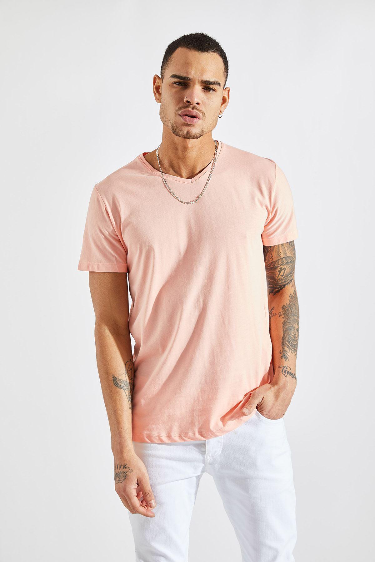 V Yaka Bay Somon T-Shirt